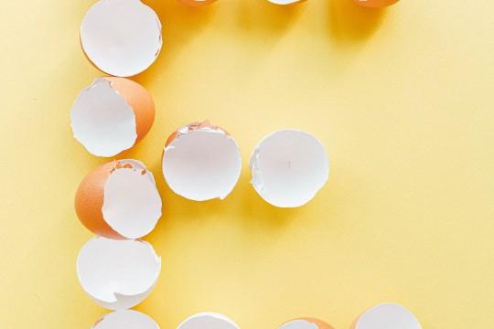Huevo: Fuente de Vitamina E