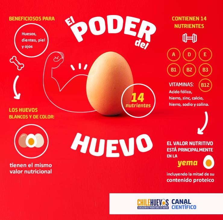El Poder del huevo